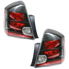 07-08 Nissan Sentra Tail Light 2.5L PAIR