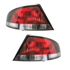 01-06 Chrysler Sebring 4DR Taillight PAIR