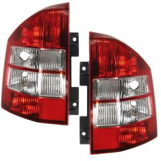 07-10 Jeep Compass Taillight PAIR