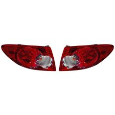 03-05 Mazda 6 Sedan; 04-05 Hatchback Outer Taillight PAIR