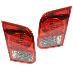 2003-05 Honda Civic SDN, Civic Hybrid Inner Taillight & Reverse Light PAIR