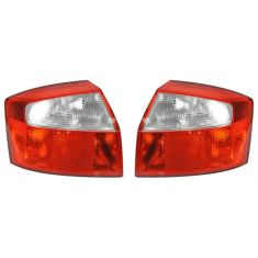 2002-05 Audi A4 Sedan; 04-05 S4 Sedan Outer Taillight PAIR
