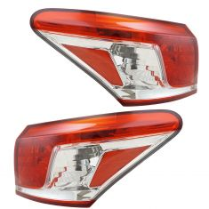 10-11 Lexus ES350 Outer Taillight PAIR