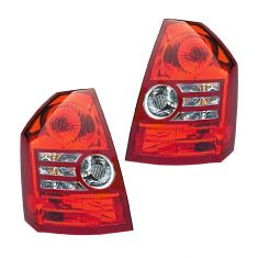 08-10 Chrysler 300 2.7L, 3.5L Taillight PAIR