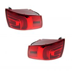 11-12 VW Jetta Sedan (exc City) Outer Taillight Pair