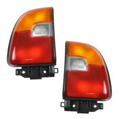 96-97 Toyota Rav4 Tail Light PAIR