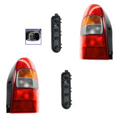 97-05 Venture; 97-04 Silhouette; 99-05 Montana; 97-98 Trans Sport Taillight & Circuit Board Kit