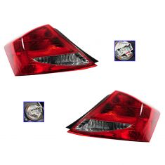 11-12 Honda Accord Coupe Taillight PAIR
