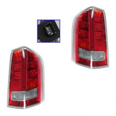 11-13 Chrysler 300 (exc C Model)Taillight PAIR