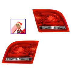09-13 Audi A3 Inner Reverse/Taillight PAIR