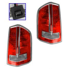 11-12 (to 3/19/12) Chrysler 300C Taillight PAIR