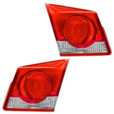 11-13 Chevy Cruze Inner Taillight PAIR