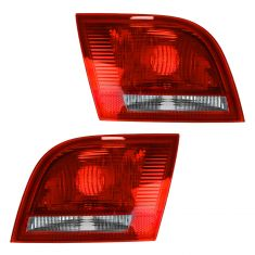 06-08 Audi A3 Inner (Liftgate Mtd) Taillight PAIR