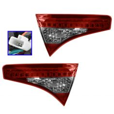 11-13 Kia Optima SX; 13 Optima EX, SXL Reverse/LED Inner Taillight PAIR