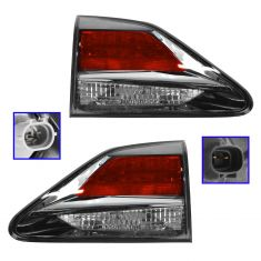 13-14 Lexus RX350, RX450H (Canadian Built) Inner Taillight PAIR