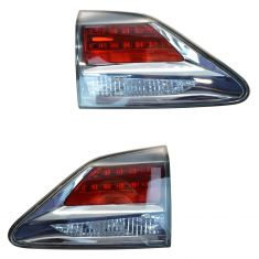 13-14 Lexus RX350, RX450H (Japan Built) Inner Taillight PAIR