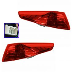 11-13 Kia Optima (US Built) (non LED) Outer Taillight PAIR