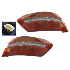 10-14 MB E350, E550, E63; 13 E300, E400 Sedan Outer Taillight PAIR