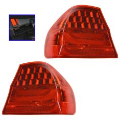 09-11 BMW 323i, 328i, 335i Sedan Outer Taillight PAIR