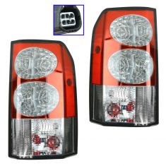 10-13 Land Rover LR4 Taillight PAIR