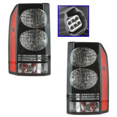 14-15 Land Rover LR4 Taillight PAIR