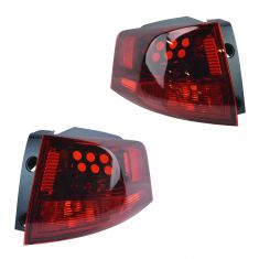 10-13 Acura MDX Outer Tail Light Pair