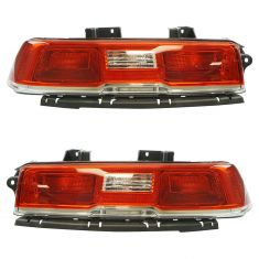 14-15 Chevy Camaro (w/Halogen Headlights) Taillight LR RR Pair
