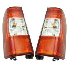 12-16 Nissan NV1500-3500 Taillight Pair