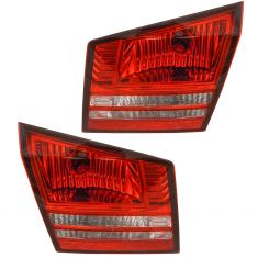 09-16 Dodge Journey Inner Tail Light (exc LED) Pair