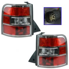 12-16 Ford Flex Taillight Assembly PAIR (Ford)