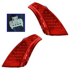 06-07 Nissan Murano Taillight Assy Pair (Nissan)