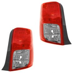 11-15 Scion xB Taillight Lense & Housing w/Gasket (w/o Bulbs) Pair(Toyota)