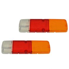 74-80 (thru 1/79) Toyota Land Cruiser FJ40 BJ40 Taillight Lens PAIR (Toyota)