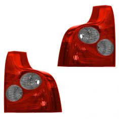 03-06 Volvo XC90 Lower Taillight Assembly Pair (Volvo)