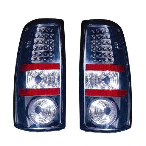 2005 gmc sierra 1500 aftermarket tail lights 2005 gmc sierra 1500. Black Bedroom Furniture Sets. Home Design Ideas