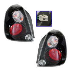 02-06 Nissan Altima Performance Tail Lamp Pair