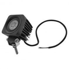 2 Inch - Square (10 Watt) Spot Beam 1 LED Offroad Work Light