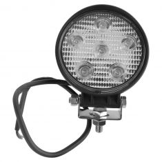 4 Inch - Round (18 Watt) Spot Beam 6 LED Offroad Work Light