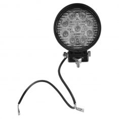 4 Inch - Round (27 Watt Spot Beam 9 LED Offroad Work Light