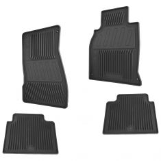 11-13 Infiniti M37, M37X Molded Black Rubber