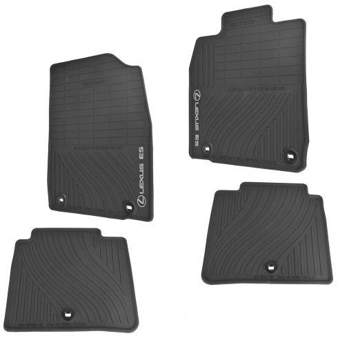 lexus es350 floor mats lexus es350 aftermarket auto. Black Bedroom Furniture Sets. Home Design Ideas