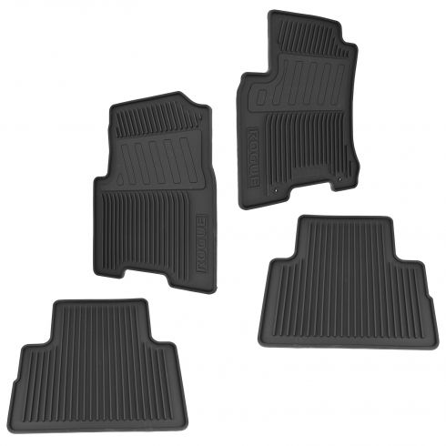 nissan rogue all weather floor mats autos post. Black Bedroom Furniture Sets. Home Design Ideas