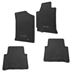 08-12 Altima Front & Rear Charcoal Carpeted