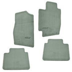 02-06 Toyota Camry Front & Rear Taupe Beige Carpet Floor Mats (Set of 4) (Toyota)
