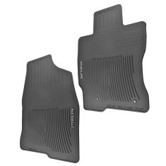 04-09 Toyota Prius Molded Black Rubber