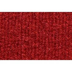 Universal Pre-Nibbed Floormat Kit 8801-Flame Red Cutpile Front Pair