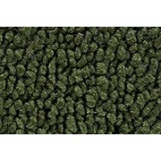 67-72 Chevy, GMC PU Std Cab (w/o Flr Shift) Dark Olive Green 80/20 Loop Front Floor Mat (1 Pce)