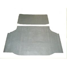 1970-72 CUTLASS Trunk Mat FELT