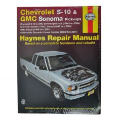 Chevy GMC S Series Pickup Haynes Repair Manual