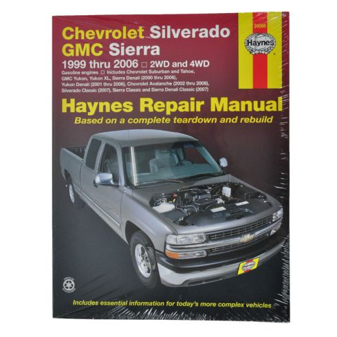 2003 Chevy c5500 Service manual